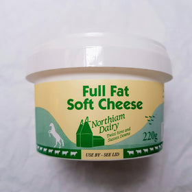 Full Fat Soft Cheese 220g
