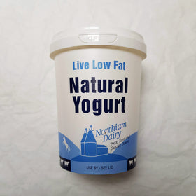 Live Low Fat Natural Yoghurt 500g