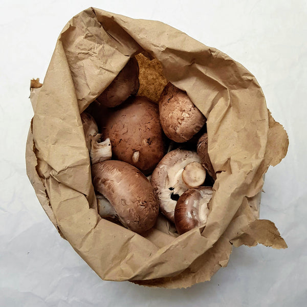 Organic Chestnut Mushrooms 250g