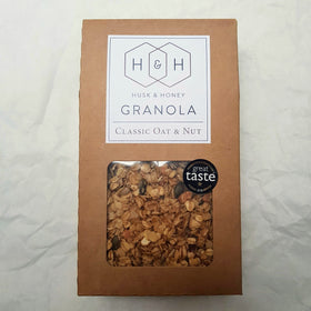 Oat and Nut Granola 450g