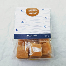 Salted Vanilla Fudge 150g