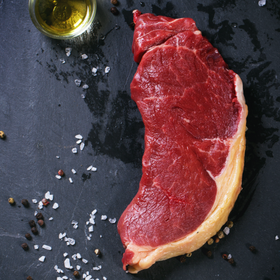Organic Sirloin Steak for 1-2 (individually priced)