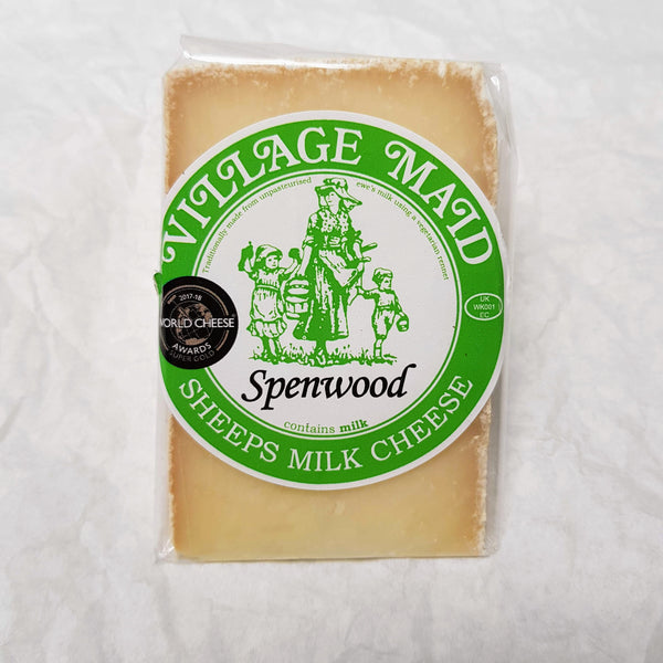Spenwood Sheep's Cheese 250g