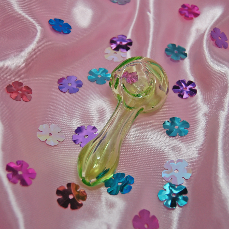 Green Jelly Pipe