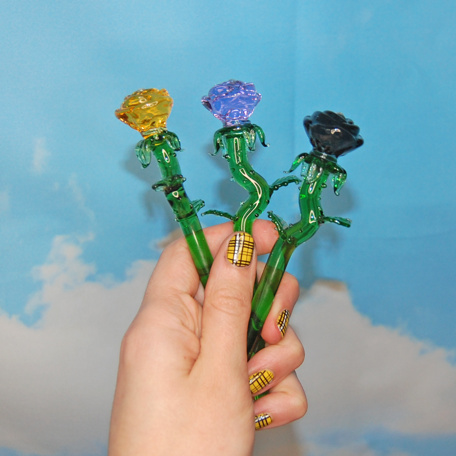 Yellow Rose Dab Tool