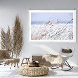 Pastel Grass Art Print No.1