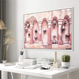 Moroccan Temple Photographic Wall Art Print or Poster By The Paper Tree.
