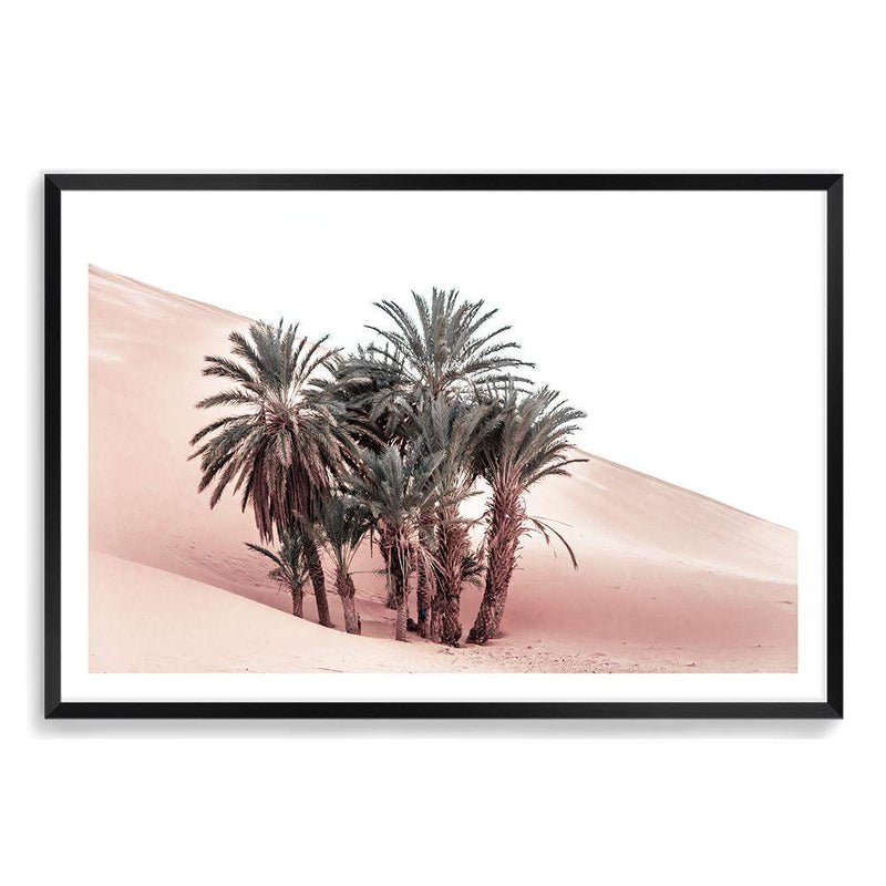 Desert Palms Art Print No.1