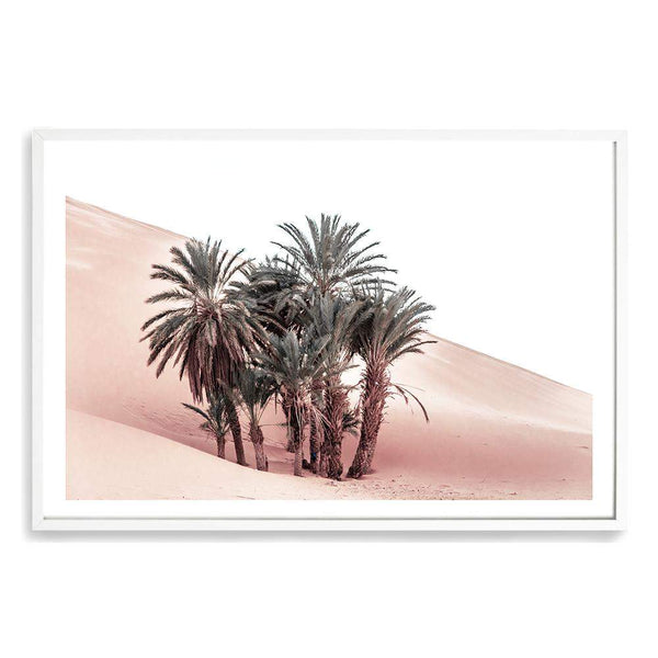 Desert Palms Photographic Wall Art Print or Poster By The Paper Tree.