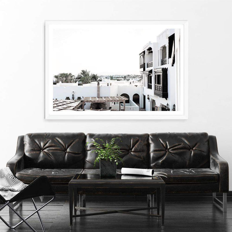 The Villa Art Print No.1