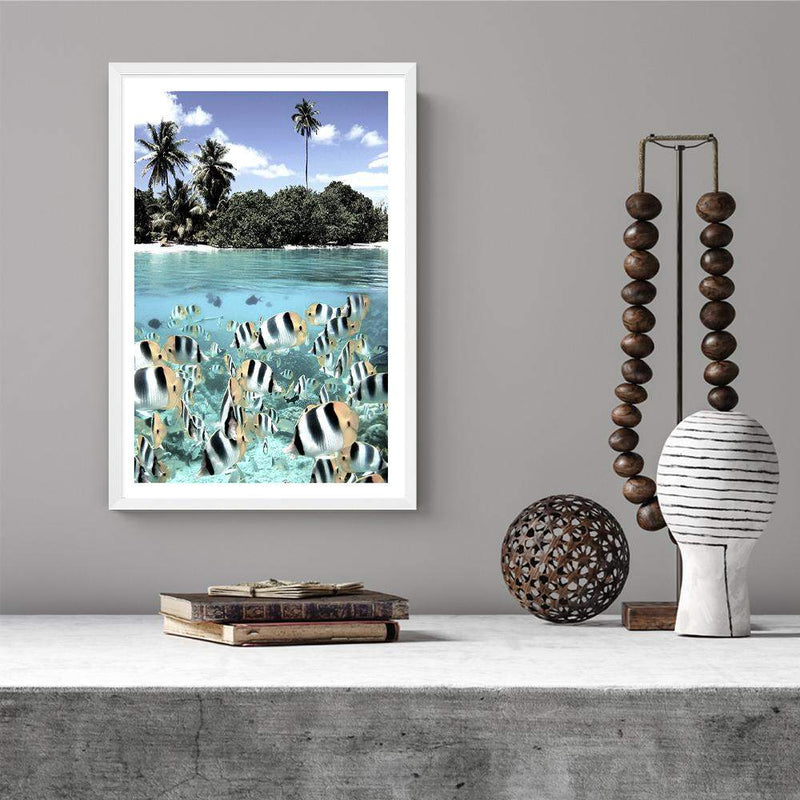 Under the Sea Art Print No.1