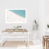 The Beach Art Print No.1