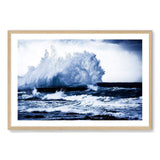 Crashing Waves Art Print No.1