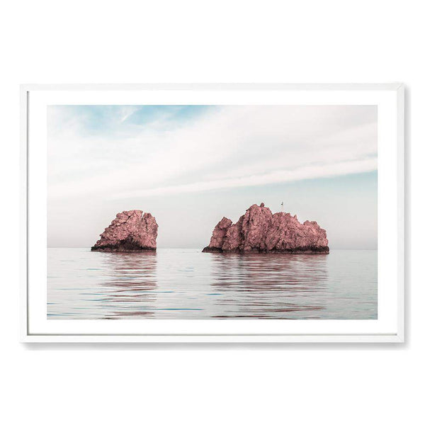 Nes Portes Rocks Art Print No.1