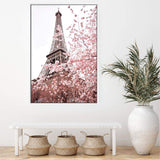 Paris in Spring Canvas Art Print No.1