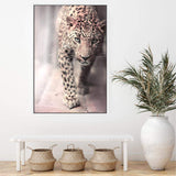 Leopard Canvas Art Print No.1