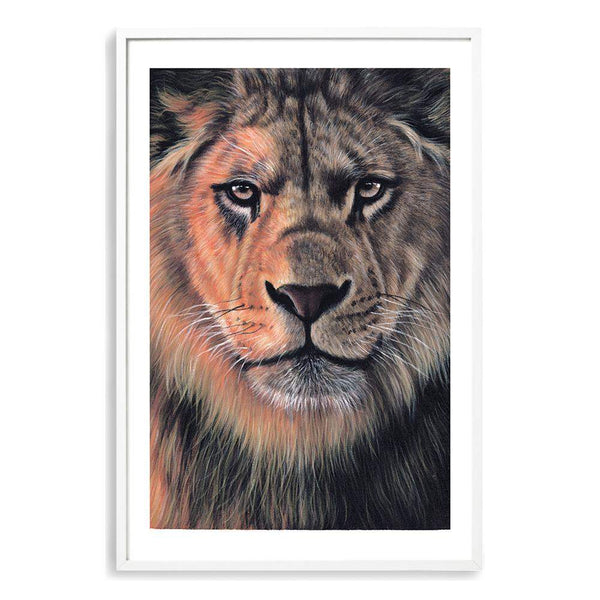Leo The Lion Art Print No.1
