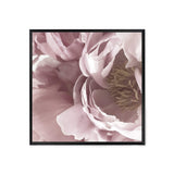 Dusty Pink Peonies Square  - The Paper Tree