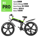 "26"" Foldable Fat Tire E-Bike - E Mobility Travel"