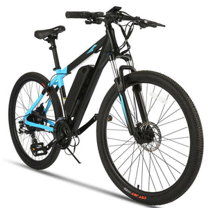 350 W Electric Mountain Bike - E Mobility Travel