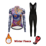 Thermal Fleece Cycling Jersey - E Mobility Travel