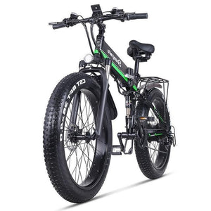 Snow Mountain Folding Bike - E Mobility Travel