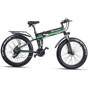 Electric Folding E-bike - E Mobility Travel