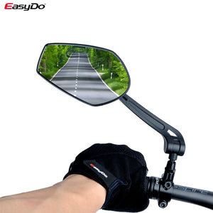 Wide-Range Adjustable Mirror - E Mobility Travel