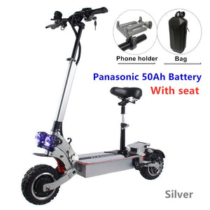 6000W Electric Scooter - E Mobility Travel