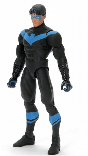 Rebirth Nightwing - DC Comics Multiverse Wave 11 (Ninja Batman BAF)