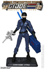 GI Joe Figure Subscription Service 3.0 Vypra