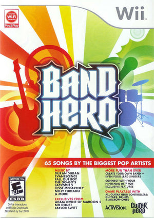 Band Hero [Game Only]