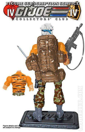 "GI Joe Collector Club FSS 4.0 Tiger Force Survivalist: Stuart ""Outback"" Selkirk"