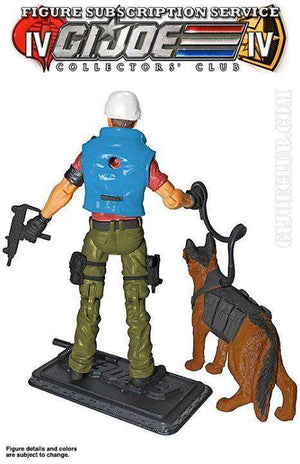 GI Joe Collector Club FSS 4.0 Military Police & K-9: Law & Order