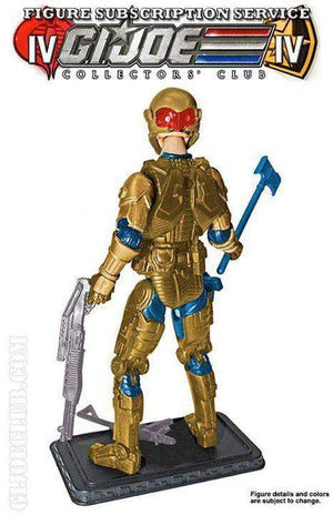GI Joe Collector Club FSS 4.0 Bunker Buster