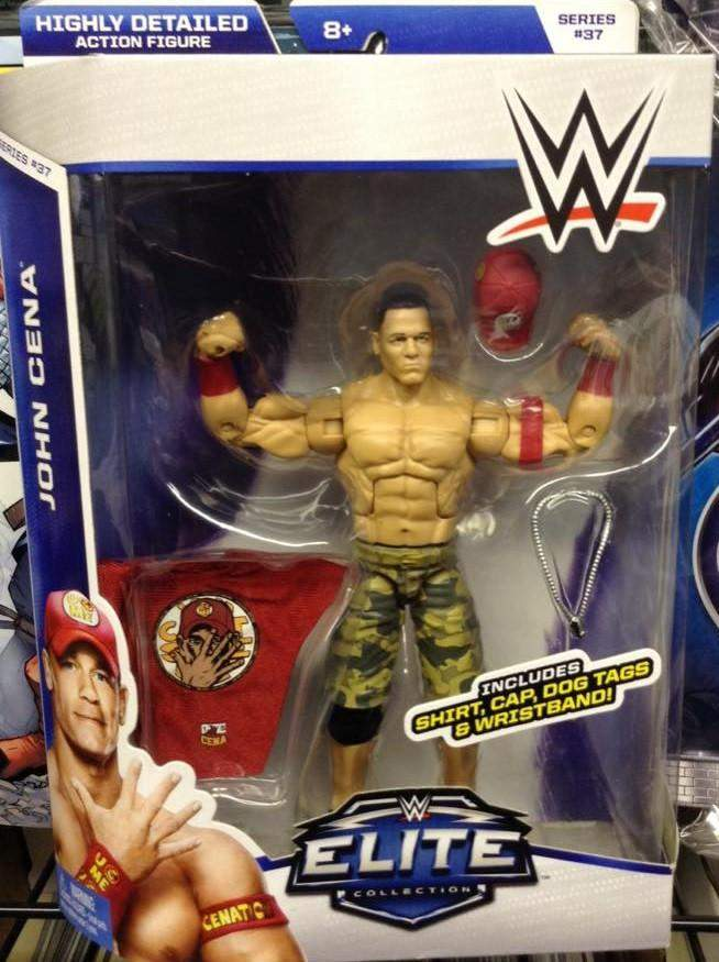 WWE Elite Series 37 John Cena