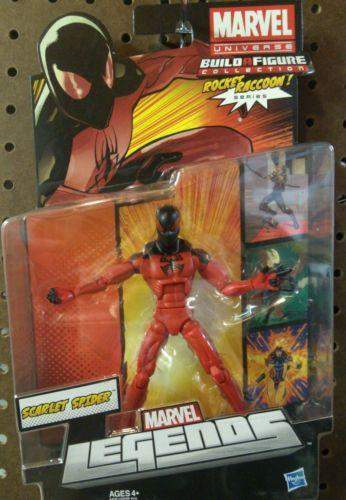 Marvel Legends Wave 5 - Scarlet Spider-Man