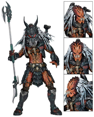 "Predator - 7"" Action Figure - Clan Leader Deluxe Figure"