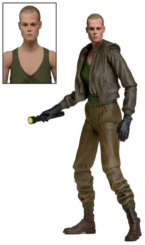 "Ripley (Prisoner) - Aliens – 7"" Scale Action Figure – Series 8"