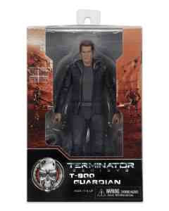 "T-800 Terminator Genisys - 7"" Scale Action Figure"