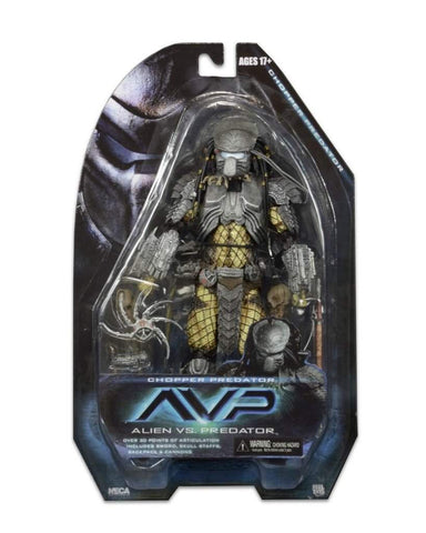 "Chopper - Predators Series 14, 7"" Scale Action Figures"