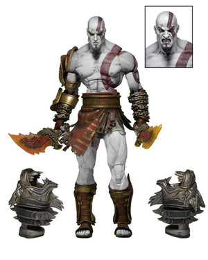 "God of War 3 - 7"" Scale Action Fig Ultimate Kratos"