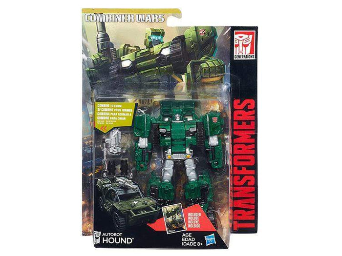 Hound - Transformers Generations Combiner Wars Deluxe Wave 6
