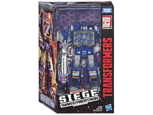 Soundwave - Transformers Generations Siege Voyager Wave 2