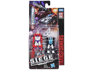 Rescue Team - Transformers Generations Siege Micromasters Wave 2