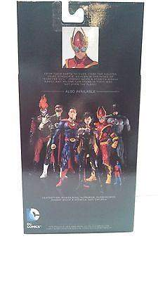 DC Comics New 52 Super Villains Crime Syndicate Johnny Quick and Atomica