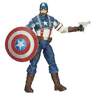 Captain America 2 Marvel Legends Infinity Series - World War II Captain America
