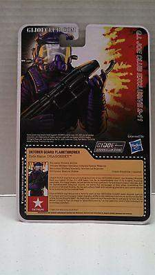 GI Joe Collector Club Figure Subscription Service 2.0 -  Oktober Guard Dragonsky
