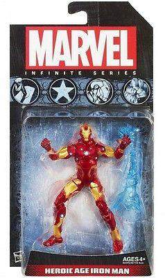 Marvel Universe - 2014 Avengers Infinite Series 1, Iron Man