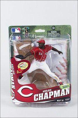 Mcfarlane's Sports Picks: MLB Series 32 - Aroldis Chapman